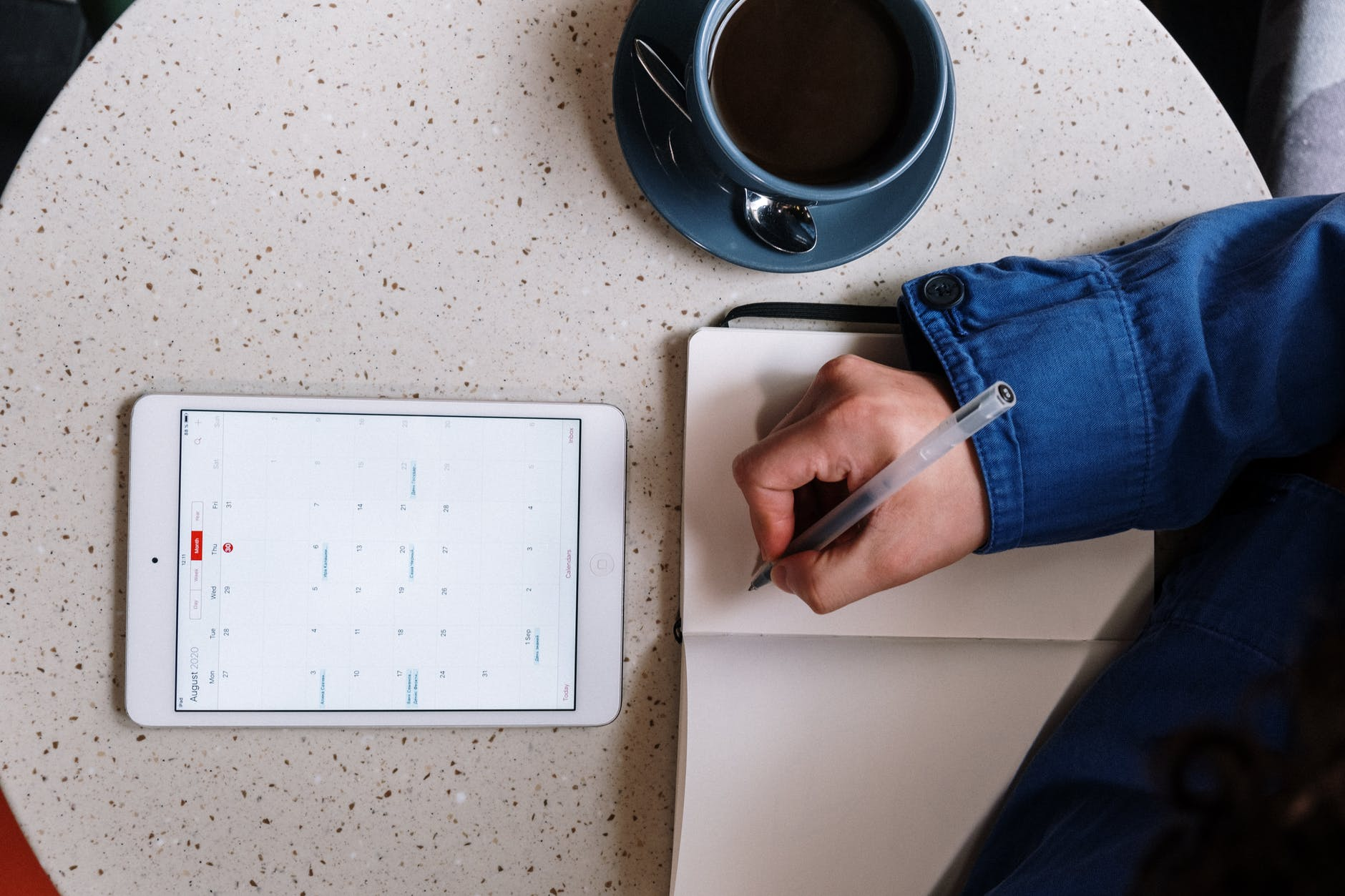 An Employee's Work From Home Experience Having An Effective Employee Scheduling System